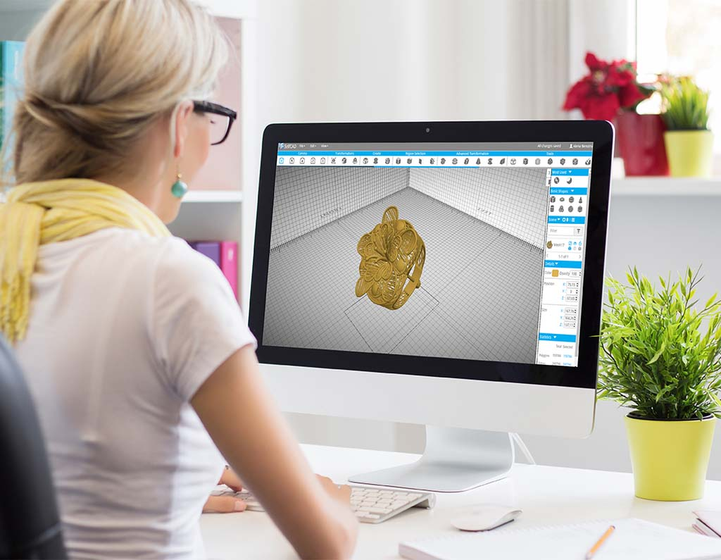 Prepare for 3D Print